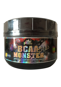 BCAA Monster Plus Lemon