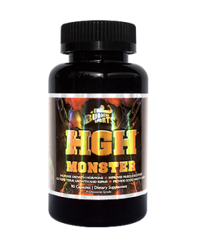 HGH Monster
