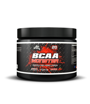 BCAA Monster Raspberry