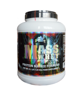 Mass Whey Strawberry